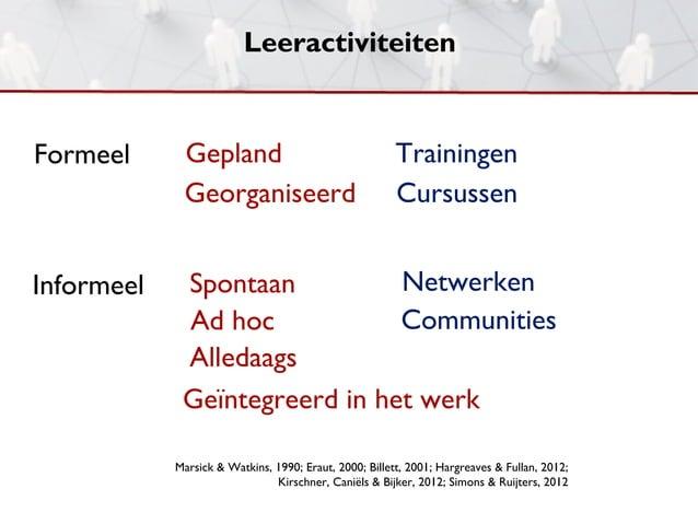 LeeractiviteitenFormeel      Gepland                                    Trainingen             Georganiseerd              ...