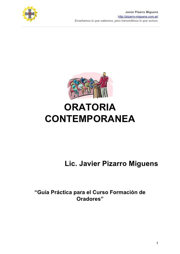 Javier Pizarro Miguens                                                       http://pizarro-miguens.com.ar/               ...