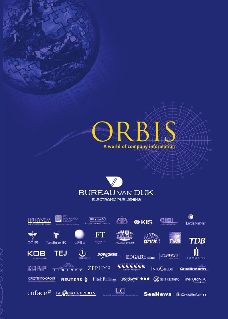 ORBIS           A world of company information     TEJ        ZEPHYR