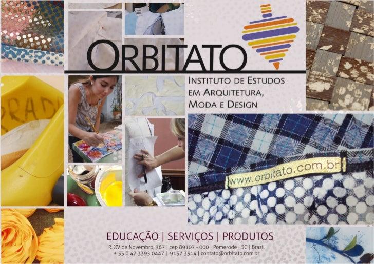 Orbitato - Instituto de Estudos em Arquitetura, Moda e Design