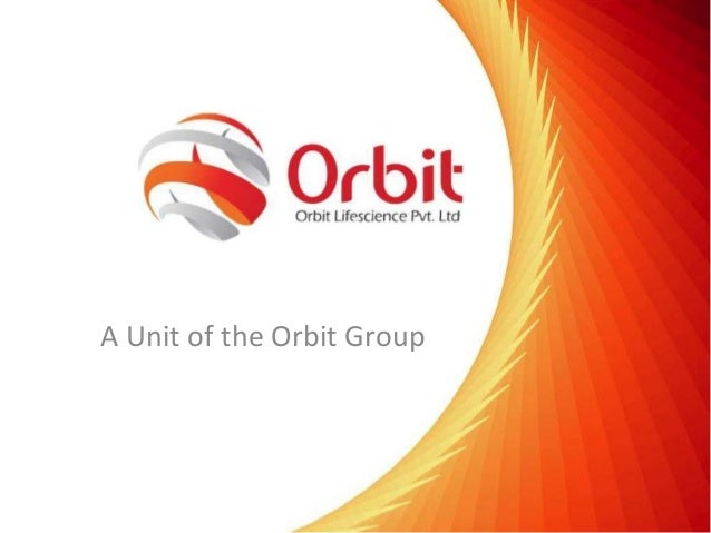 A Unit of the Orbit Group