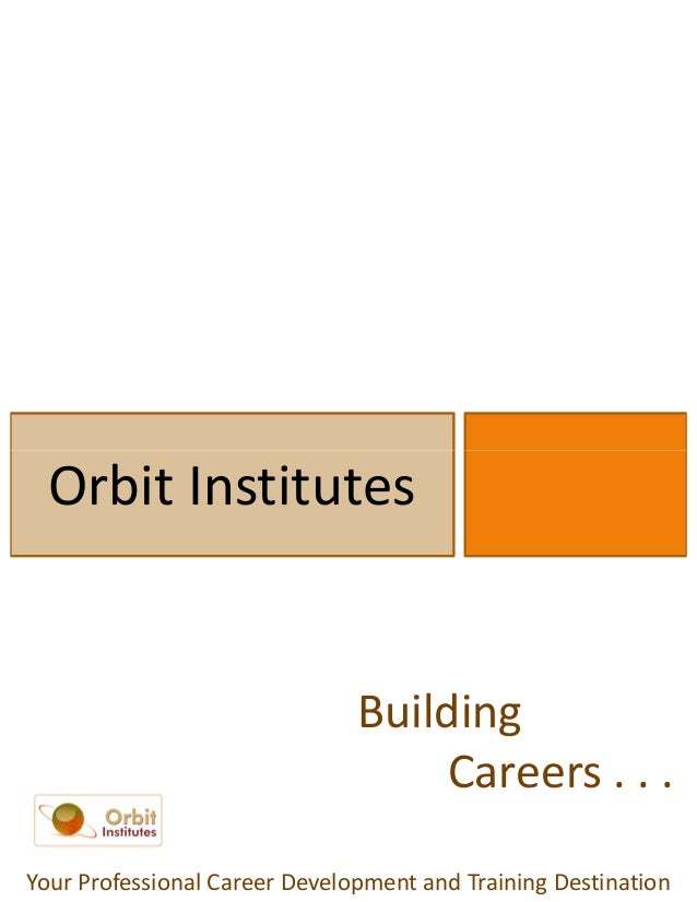 Orbit Institues CPA & CFA & Becker CPE Training