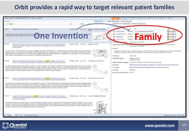 how to search wo patent