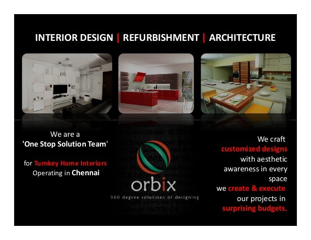 Interior design architecture design orbix designs pvt Home makers interior designers decorators pvt ltd