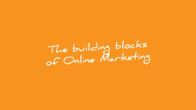 Be Bold and Create Great Online Content