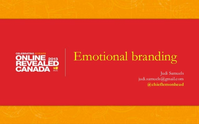 emotional branding essay Emotional branding essay emotional branding : emotional branding is a rather new marketing approach the marketers try to get into the mind of the customer to built up a long lasting relationship and enhance loyalty.