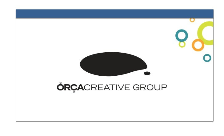 WHO WE AREORCA Creative Group Inc. (ORCA) designs and creates compelling, memorable visitor and consumer experiences. We c...