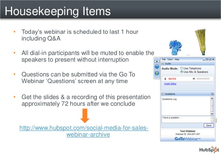 HubSpot Webinar | Orchestra Directs New Sales with Social Media Slide 3