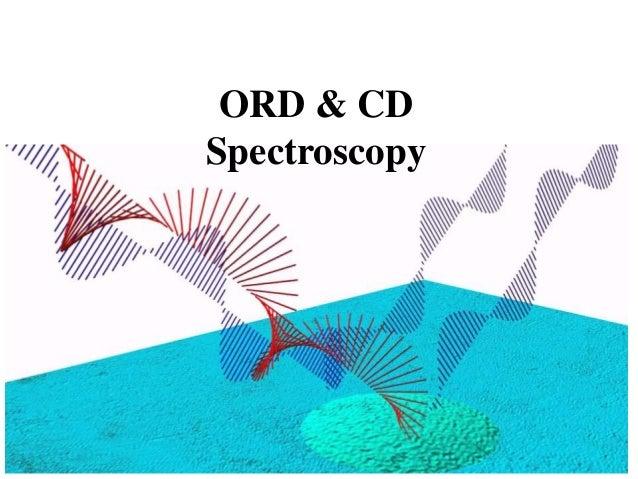 ORD & CD Spectroscopy