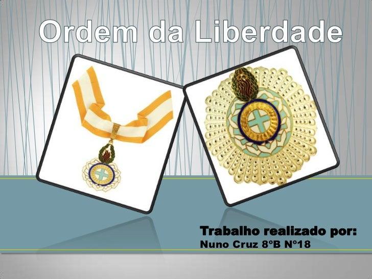 Trabalho realizado por:Nuno Cruz 8ºB Nº18