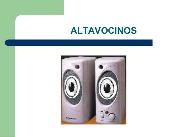 ALTAVOCINOS