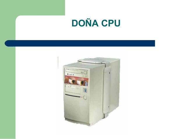 DOÑA CPU
