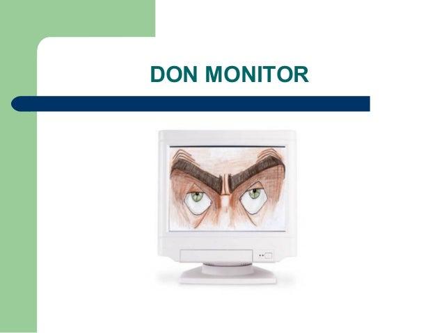 DON MONITOR