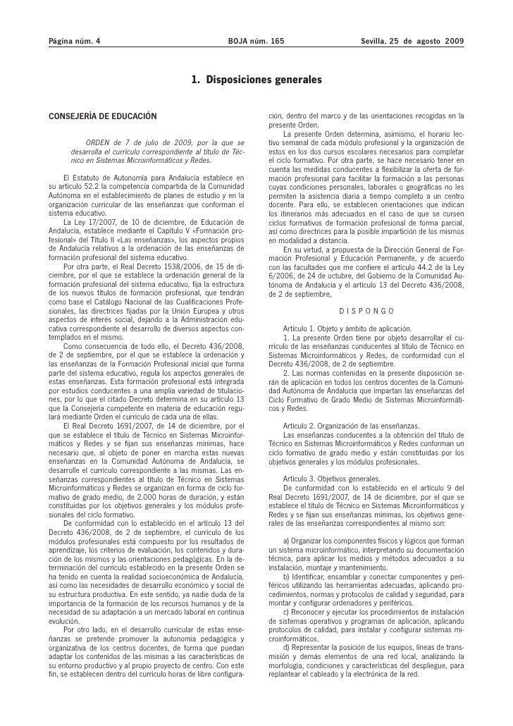Página núm. 4                                              BOJA núm. 165                          Sevilla, 25 de agosto 20...
