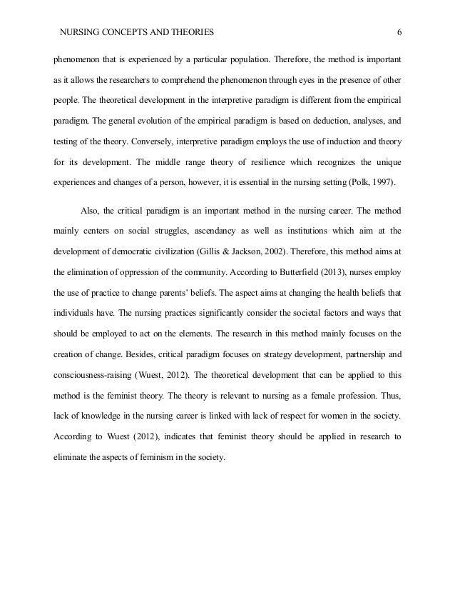 essay interpretive paradigm Rational choice: positive, normative, and interpretive sun-ki chai  and interpretive  adoption of a positive version as its dominant paradigm.