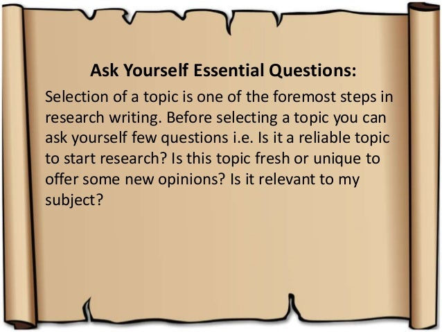 questions to ask about research paper Research paper questions to ask research paper questions to ask pick the writer choose the best one by price, rating and customer reviewsasking good research.