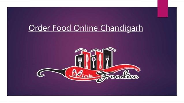 Order Food Online Chandigarh