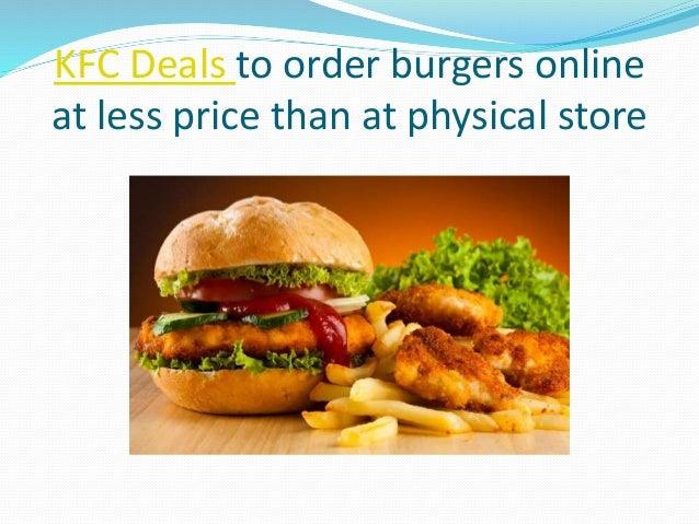 Kfc india discount coupons