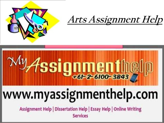 Arts Assignment Help