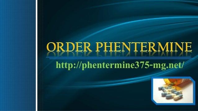 Order Phentermine