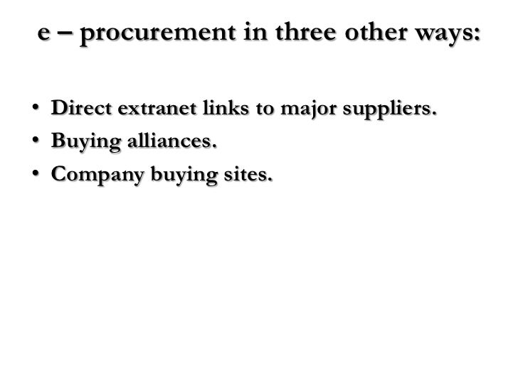 Order processing and procurement report