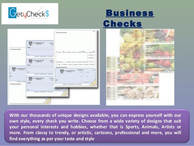 Top design best quality business checks personal checks for Best check designs