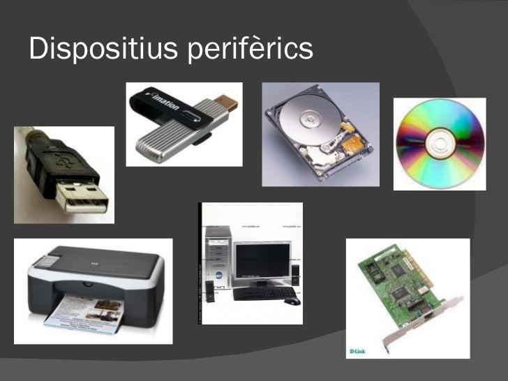 Dispositius perifèrics
