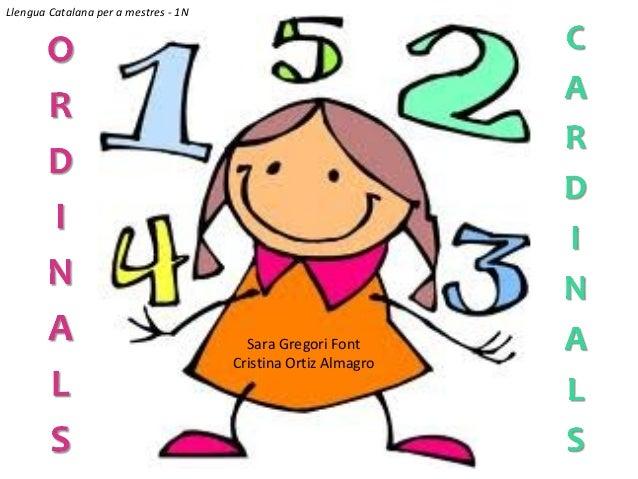 Sara Gregori Font Cristina Ortiz Almagro Llengua Catalana per a mestres - 1N