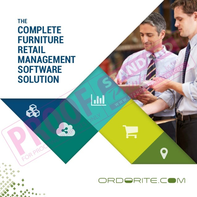 THE COMPLETE FURNITURE RETAIL MANAGEMENT SOFTWARE SOLUTION     