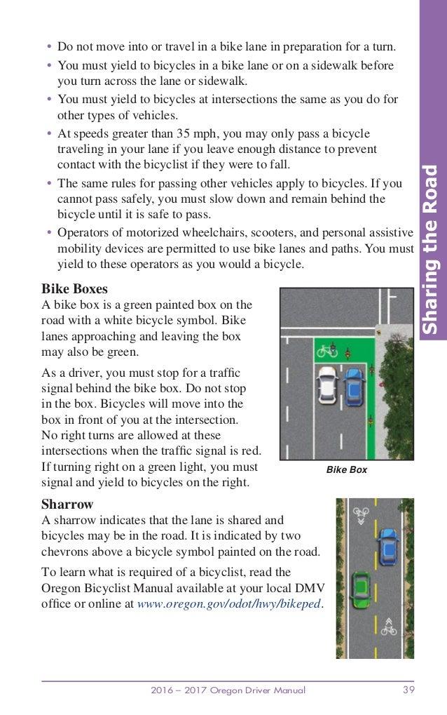 oregon driver manual 2016 2017 rh slideshare net oregon driver manual in russian oregon driver's manual 2018 pdf
