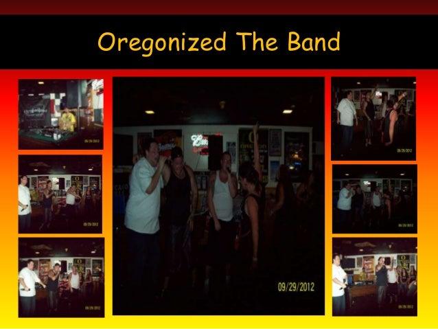 Oregonized The Band