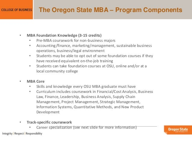pre-mba coursework Non-matriculated mba coursework looking to take courses towards our part-time mba before applying the fox school of business offers a simple option to earn up to 9 credits so you can continue your education at your own pace.