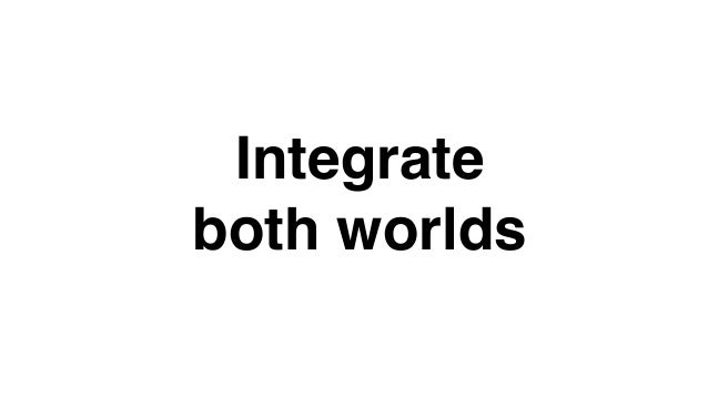 Integration architecture with Java EE and Spring