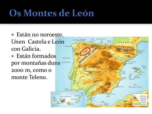    Na Península hai dúas amplas depresións    situadas fóra da Meseta, a depresión do    Ebro e a depresión do Guadalquiv...