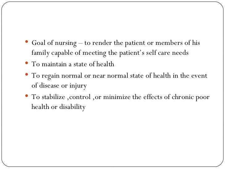 Dorothea Orem Self Care Deficit Nursing Theory Explained