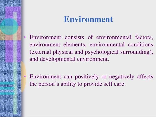 evaluate how the surrounding macro environment factors affect the health care services List macro-environmental factors  the importance external factors that affect the economic environment of a business are (i) economic conditions: - the general economic conditions prevailing .