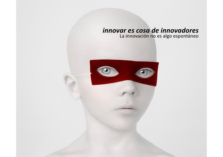 Estrategia de Innovación Slide 3