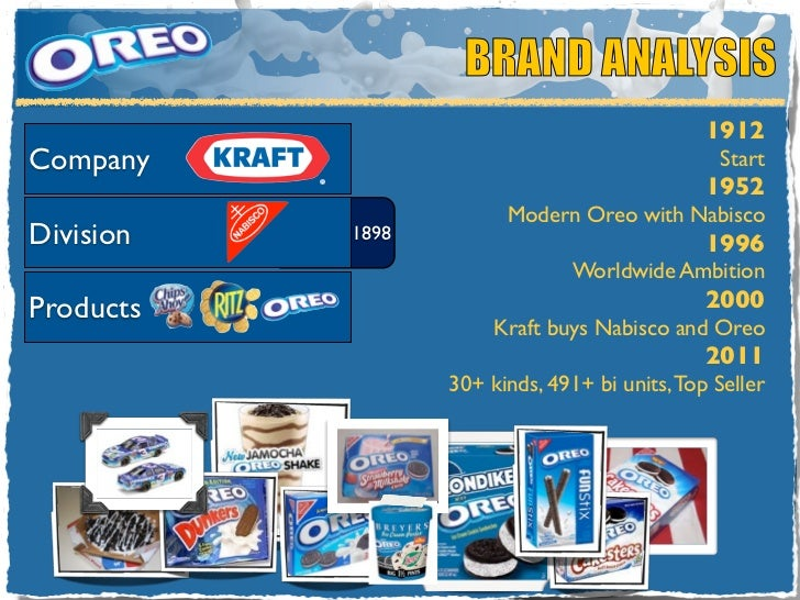 nabisco oreo product positioning Marketing marketing analysis of oreo $ 995  company brand positioning  product / service value offering  in an optimistic future nabisco will react against .