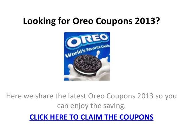 photo regarding Oreo Printable Coupons identify Oreo cookie coupon codes