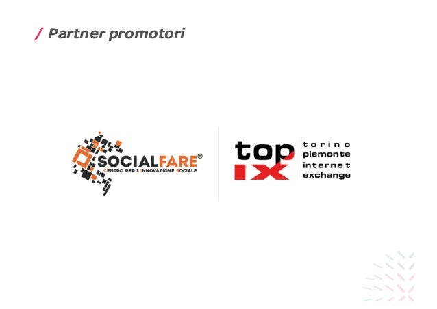 / Partner promotori