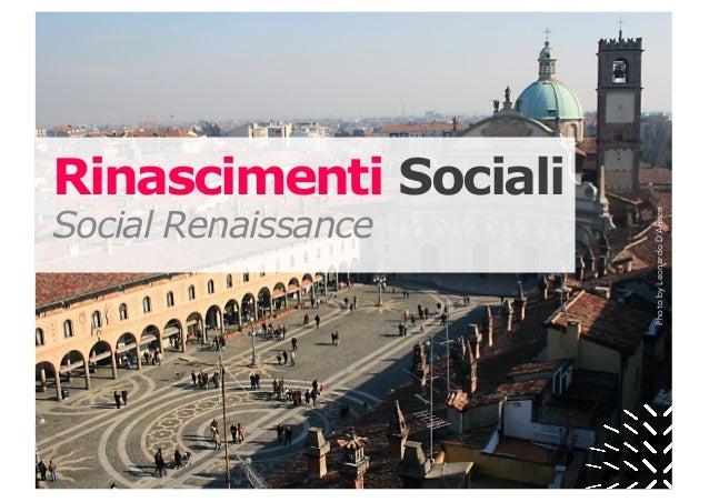 PhotobyLeonardoD'Amico Rinascimenti Sociali Social Renaissance