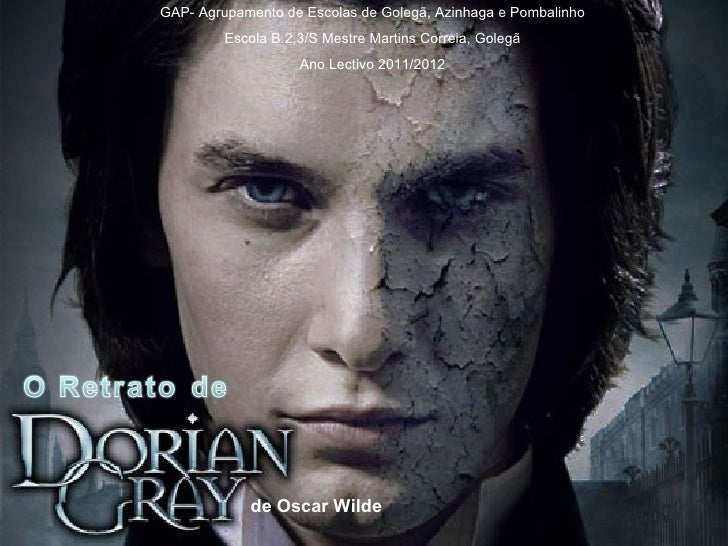 O Retrato De Dorian Gray Maria Do Rosário