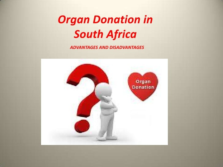 the importance of organ donation for presentation The importance of educating society about organ donation invited audience members will follow you as you navigate and present people invited to a presentation.