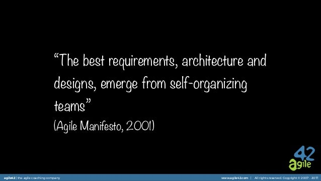 """agile42 