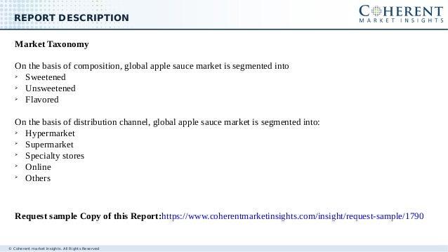 apple organic growth
