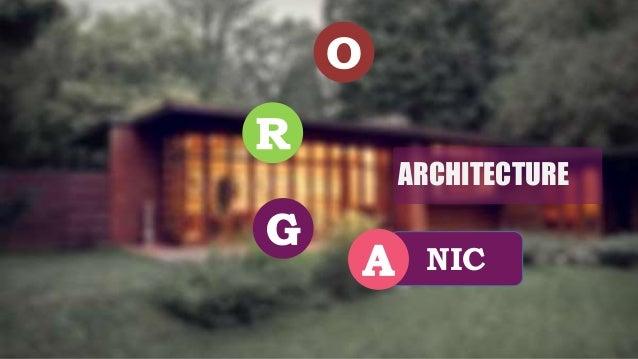 ARCHITECTURE NIC