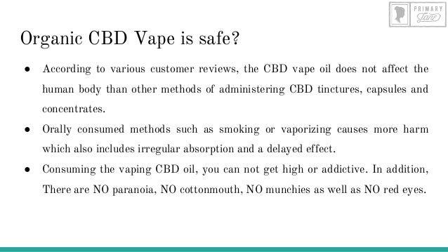 Looking for Organic cbd vape?