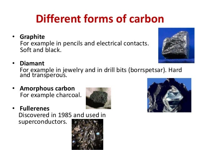Organic chemistry carbon and carbon cycle