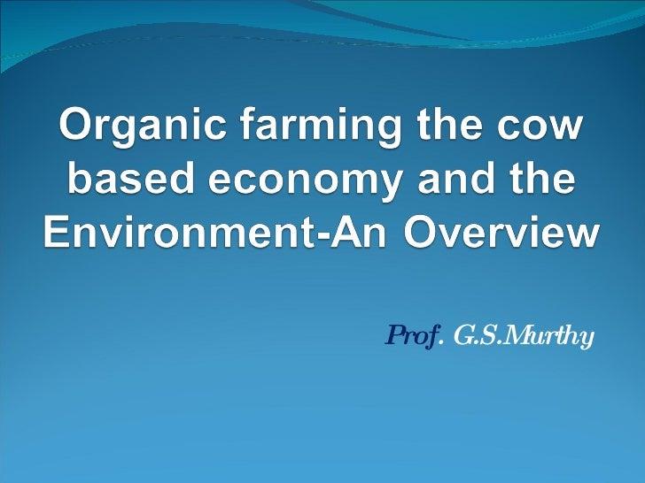 Prof . G.S.Murthy