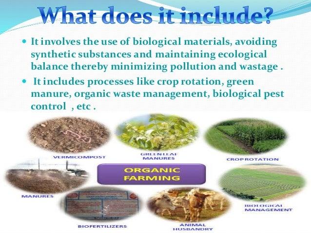 Organic Food App